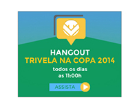 Hangout Trivela na Copa 2014