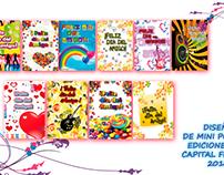 """""""Diseño de tarjetas y poster"""""""