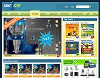 Game Joyst Website