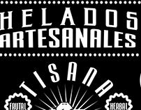 Helados Artesanales - Gigantografías en Vinil