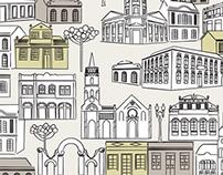 Centro Histórico Pattern