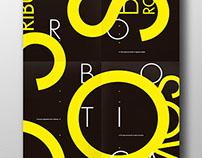 Desplegable Tipográfico - DG1 Gabriele/FADU