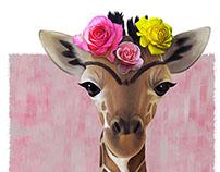 Frida Giraffe