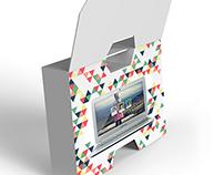 Samsung Laptop packaging