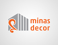 Minas Decor - Marca e Identidade Visual