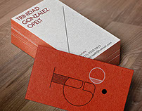 Business cards - TGO