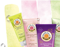 Key Visual / Roger&Gallet Gel Douche