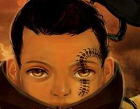 "Children Books: ""El mago del desierto"""