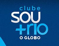 Clube sou+rio O Globo