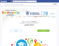 ITESM Earned media App