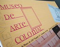 Revista Museo de Arte Colonial