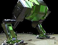 Robo 3D - 3DsMax