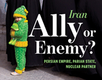 Iran: Ally or Enemy? by Lightning Guides
