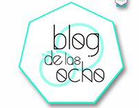 """Logo """"Blog de Las 8"""""""