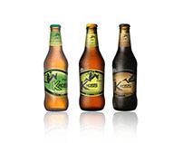 Diseño de Etiquetas de Cerveza Artesanall
