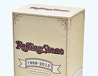 Rolling Stone Experimental Packaging