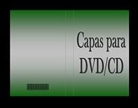 Capas para DVD/CD
