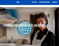 OP MultiServices El Salvador / Website