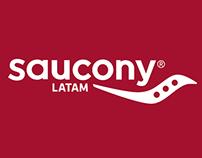 Saucony LATAM: Social Media - Graphic Line