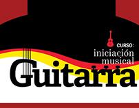 Curso Iniciación a la Guitarra