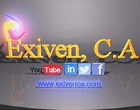 Exiven, C.A Intro Youtube