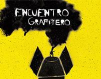 Encuentro Grafitero Poster