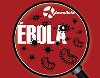 Infográfico - Ébola