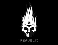 THE REPUBLIC - LOGO DESIGN