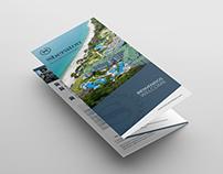 Brochure de Bienvenida - Cliente: Sheraton Bijao
