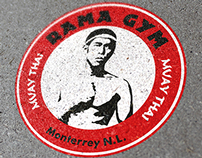 Rama Gym | Logotipo
