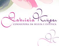 Logo - Gabriela Krüger