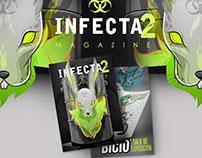 INFECTADOS MAGAZINE Edición No.2