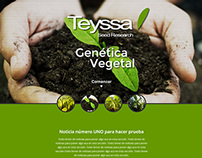 TEYSSA Genética Vegetal