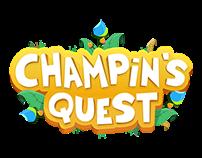 Champin's Quest Art