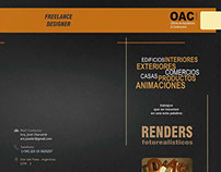 Brochure & OAC_studio
