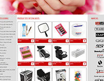 Beauty Supply International - Web - Wordpress