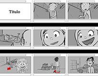 Veloo - Storyboard