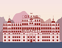 The Grand Budapest Hotel | TITULOS