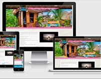 Blue Kay - Sitio Web
