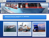 servigesa shipping