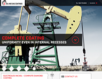 Oil & Gas Coatings