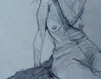 desenho - exercício do desenho (artistic nude)
