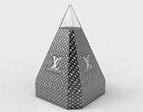 Louis Vuitton Packaging Concept