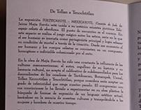 Texto para exposición pictórica.