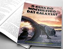 Tipografia: livro O Guia do mochileiro das galaxias