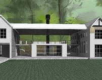 Huis en landschap