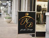 Identificador, Flyers y etiquetas para Noraliz Boutique