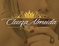 Logo Cleuza Almeida Cabelo e Corpo