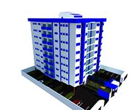 Render de Edificio