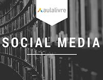 Social Media Aulalivre.net